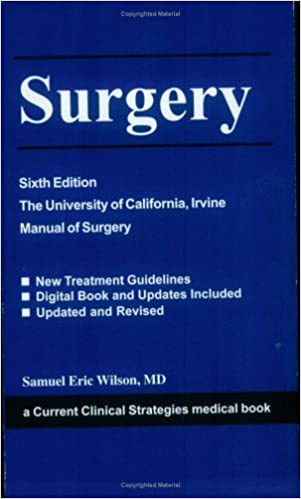 Book Surgery, Sixth Edition by Samuel Eric Wilson (2004-09-02)