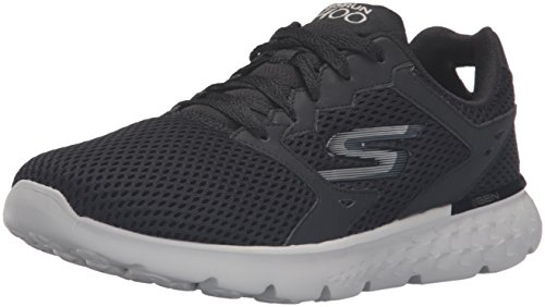 Femme Chaussures Running de Go Run Skechers Gray 400 Velocity Black 10WPw
