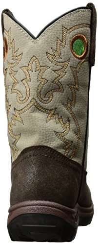 Child Brown Grey 5 Leather Pull Unisex On Boots M Everyday 2 John Children's a Like Deere 2417 Weed Growin' Size nXfUqnOv