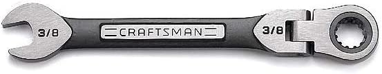 9//16 Craftsman Flex Universal Ratcheting Combination Wrench