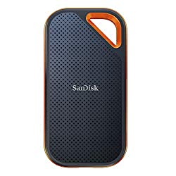 SanDisk Extreme PRO Portable External SSD