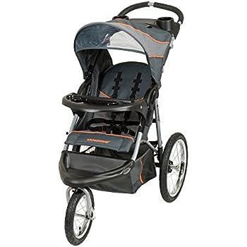 Amazon.com : Baby Trend Range Jogger Stroller, Millennium : Baby