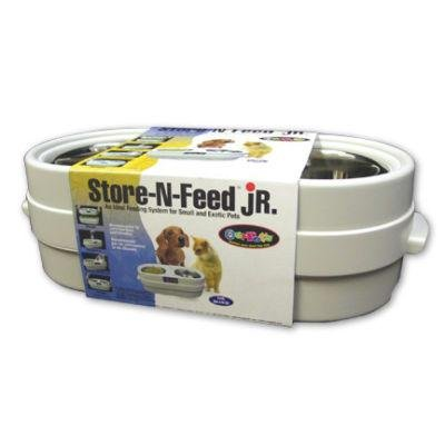 Our Pets Company Ourpets Store-N-Feed Jr Dog Diner (Pets Dog N-feed Store)