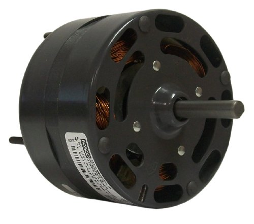 Fasco D116 4.4-Inch General Purpose Motor, 1/15 HP, 115 Volts, 1500 RPM, 1 Speed, 2.4 Amps, OAO Enclosure, CWSE Rotation, Sleeve Bearing