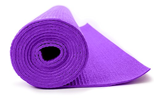 PMD Selects Multi-Purpose Pilates & Yoga Mat - 58 x 2 ft - Lightweight Exercise Mat, 4mm Thick