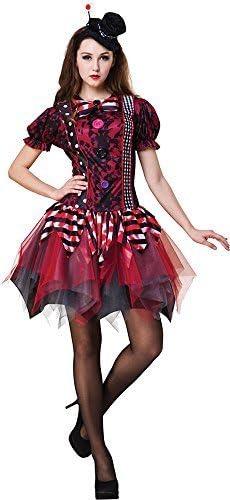 Mujer Arlequín Harley Quinn Circo Fiesta De Disfraces Horror ...