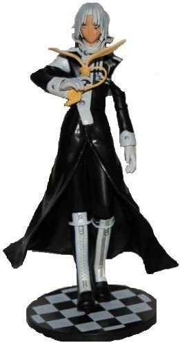 Movic D Gray Man Charamate Mascot Figure Figurine Allen Walker