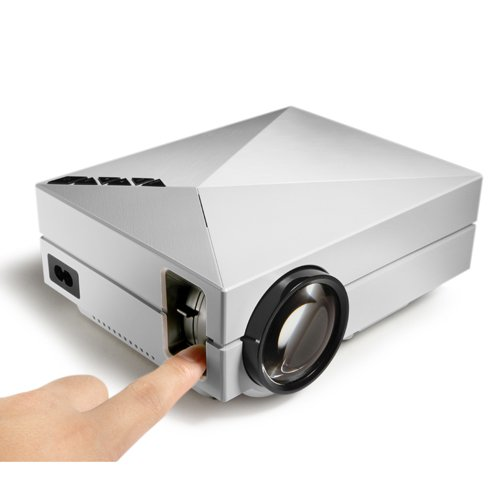 Lightinthebox 1000 Lumens HD LED/LCD Projector for Home C...