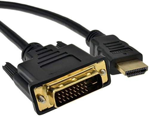 Pro Signal 24+1 DVI-D to HDMI Video Cable Laptop or PC TV Lead Adaptador de Cable 10m Meter: Amazon.es: Electrónica