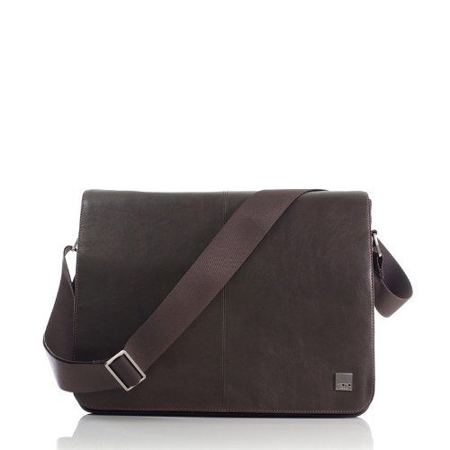Knomo Bungo 17-Inch 55-101 Laptop Bag,Brown,One Size