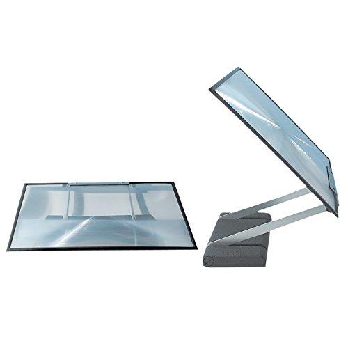 - Reizen Fresnel Computer-Stand Magnifier
