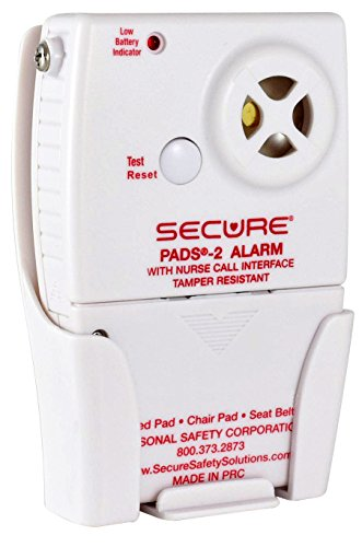 Secure SB-2 Wheelchair Seat Belt Patient Alarm Set - Fall and Wandering Prevention Caregiver Alert Aid by Secure (Image #3)