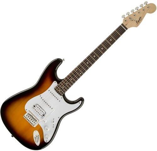 Fender Squier Bullet Strat trémolo HSS RW BSB – Guitarra eléctrica: Amazon.es: Instrumentos musicales