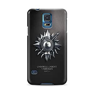 BESTER Game Of Thrones Coat Of Arms Martell Samsung Galaxy S5 Hard Case Cover