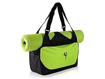 Heelinna Mochila Bolsa de Yoga Yoga Yoga Bag Bolsa de ...