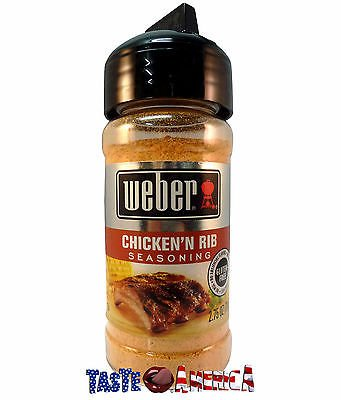 Weber Seasoning, Chicken N Rib, 2.75 (Chicken Ribs)
