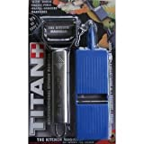 titan slicer - Titan The Kitchen Magician Slicer Cutter and Peeler with Cutting Board