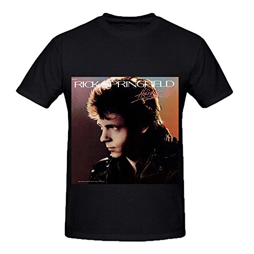 Rick Springfield Hard To Hold Soul Men O Neck Cool Shirts (Agent O Men In Black 3)