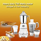 Butterfly 750 Watts 4 Jar Mixer Grinders - 110v
