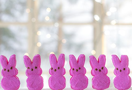 Home Comforts LAMINATED POSTER Pink Peeps Peeps Easter Bunni