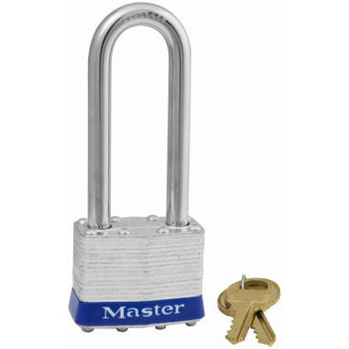 Master Lock 1KALJ Laminated Shackle