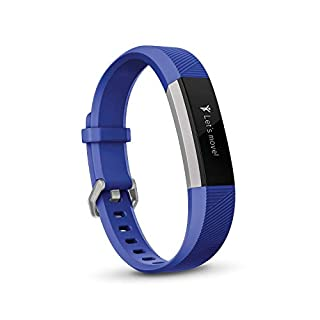Fitbit Ace, Activity Tracker for Kids 8+, Electric Blue / Stainless Steel One Size (B07B9KK4YK)   Amazon Products