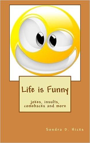Insult jokes and comebacks