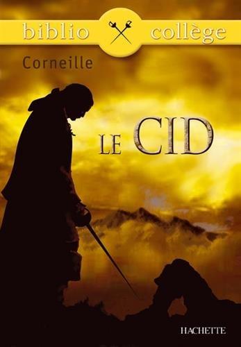 Le Cid (Anglais) Poche – 1 septembre 1999 Pierre Corneille Hachette Education 201167848X French