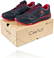Cimalp 864 Drop Control - Zapatillas Trail Running a Drop Progresivo v2.0, Negro, 43: Amazon.es: Deportes y aire libre