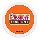 keurig k cups duncan donuts - Dunkin Donuts Original K cups 144 Count (Packaging May Vary)