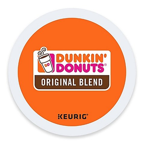 Dunkin Donuts Original K cups 144 Count by Dunkin' Donuts