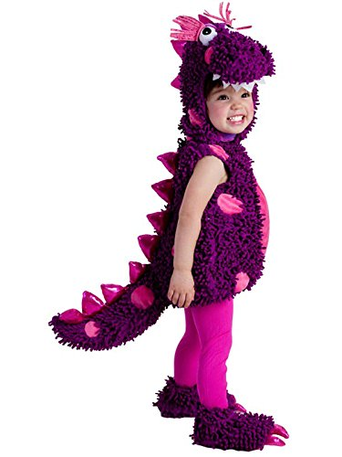 Princess Paradise Baby's Paige The Dragon Deluxe Costume, As Shown, 18M/2T