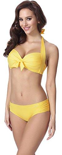 Merry Style Womens Push Up Bikini F20 (Pattern-229,
