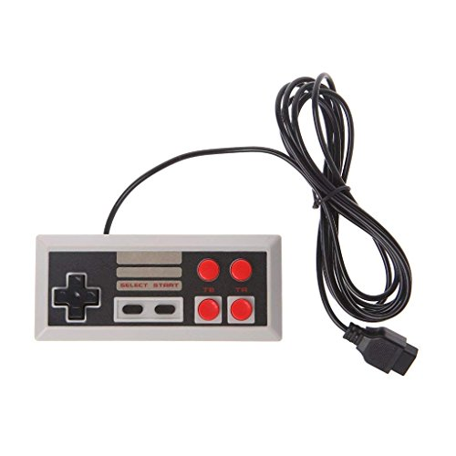 4-button controller gamepad for AV and HDMI universal computer game 9-pin console 1 pcs