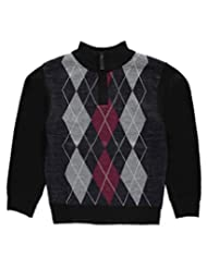 """American Legend Outfitters Little Boys' Toddler """"Homeroom"""" Zip-Up Sweater"""