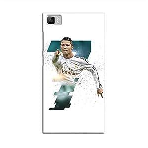 Cover It Up - Seven Ronaldo Mi3 Hard Case