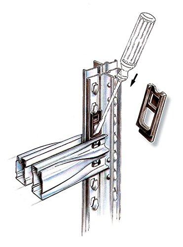 conf 10 pz correnti S1 cm 150 Metalsistem