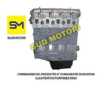 Motor Nuevo 8045.25s Turbo semicompelto (monobloque + Cabezal + copa aceite) código OE 47125280 47125280lbex. con 12 meses de garantía: Amazon.es: Coche y ...