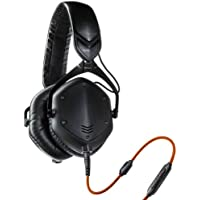 V-MODA Crossfade M-100 Over-Ear Noise-Isolating Metal Headphone (Matte Black)