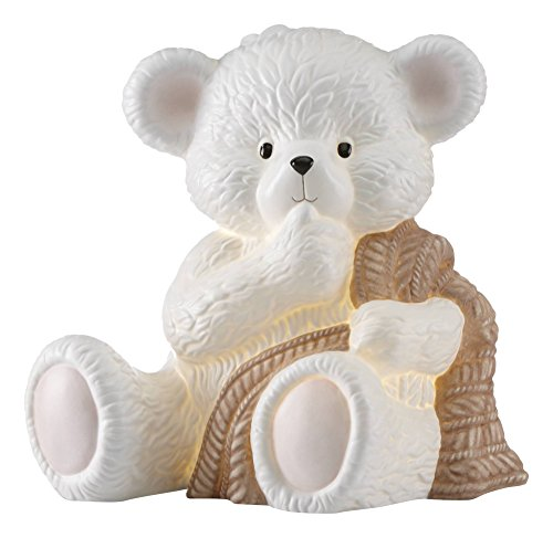 Lenox Baby Bear Figural Night Light - Figural Light