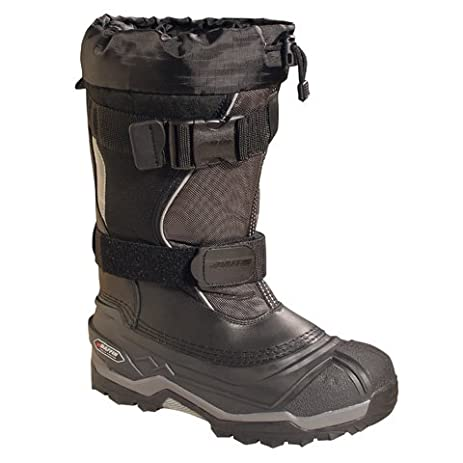 SELKIRK BOOT (9) PEWTER Manufacturer: BAFFIN Manufacturer Part Number: EPIC-M002-W01(9)-AD Stock Photo - Actua