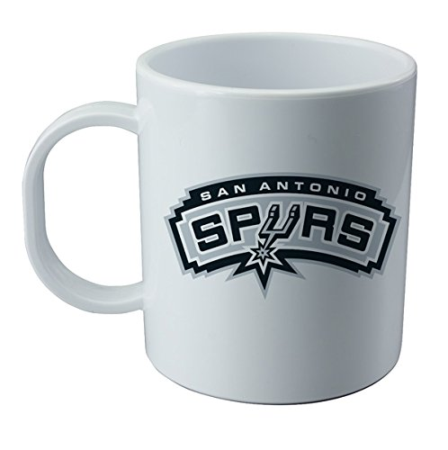 Tazza y adesivo dell' San Antonio Spurs - NBA Wallp