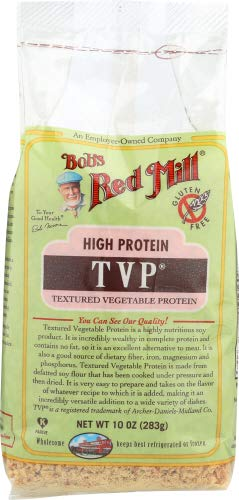 Bob's Red Mill Textured Vegetable Protein, 10 oz (4)