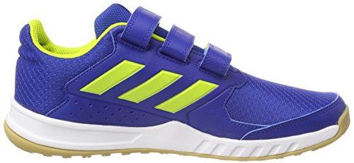 Unisex Ftwbla K Reauni adidas Seamso 000 de Zapatillas CF Deporte Fortagym Adulto Azul 6wxYPqU