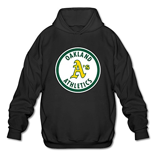 Price comparison product image MULTY9 US Baseball Team Mens Pullover Drawstring Hoodie S