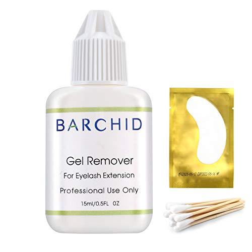 BARCHID Eyelash Extension Remover,Individual Eyelash Remover,Fast Action Dissolves Even The Strongest False Lash…