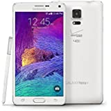 Samsung Galaxy Note 4 N910V, 32GB White Unlocked - Verizon