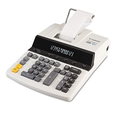 12-Digit 2-Color Printing/Display Commercial Calculator with Item Count Feature CANCP1213D