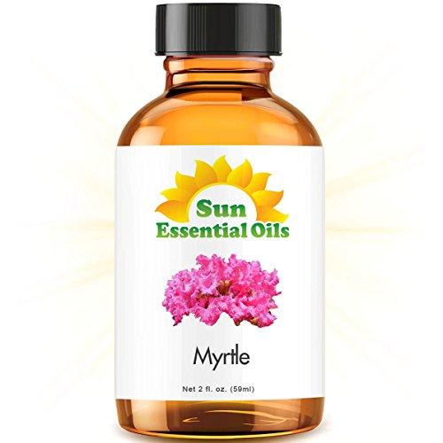 Myrtle (2 fl oz) Best Essential Oil - 2 ounces (59ml)