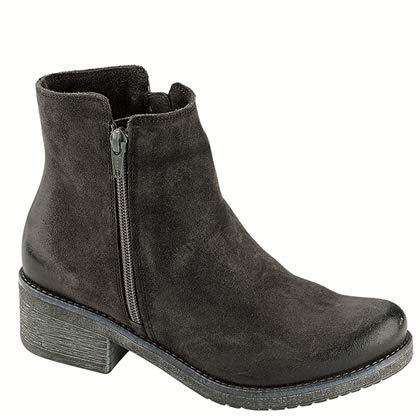 NAOT Footwear Women's Wander Oily Midnight Suede Boot 10 M US